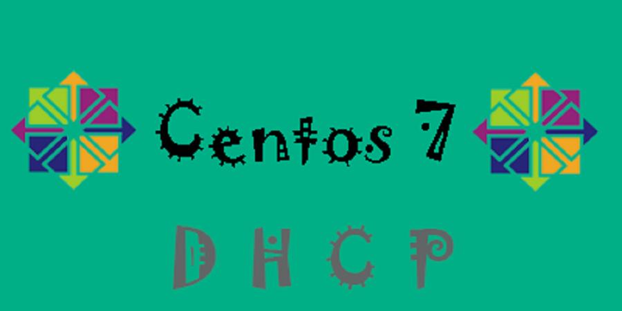 Установка и настройка DHCP сервера на CentOS 7