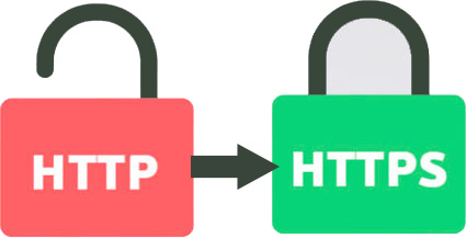 redirect http to https